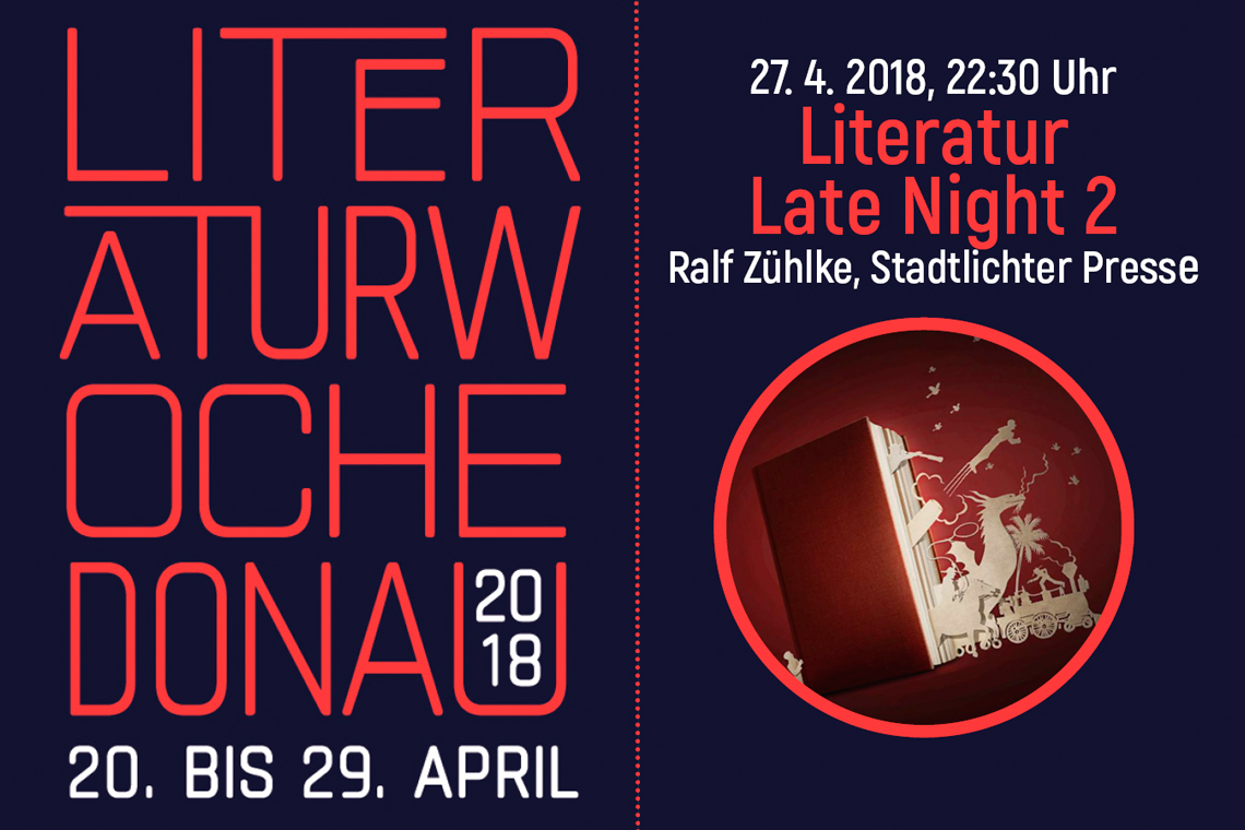 Literatur-Late-Night