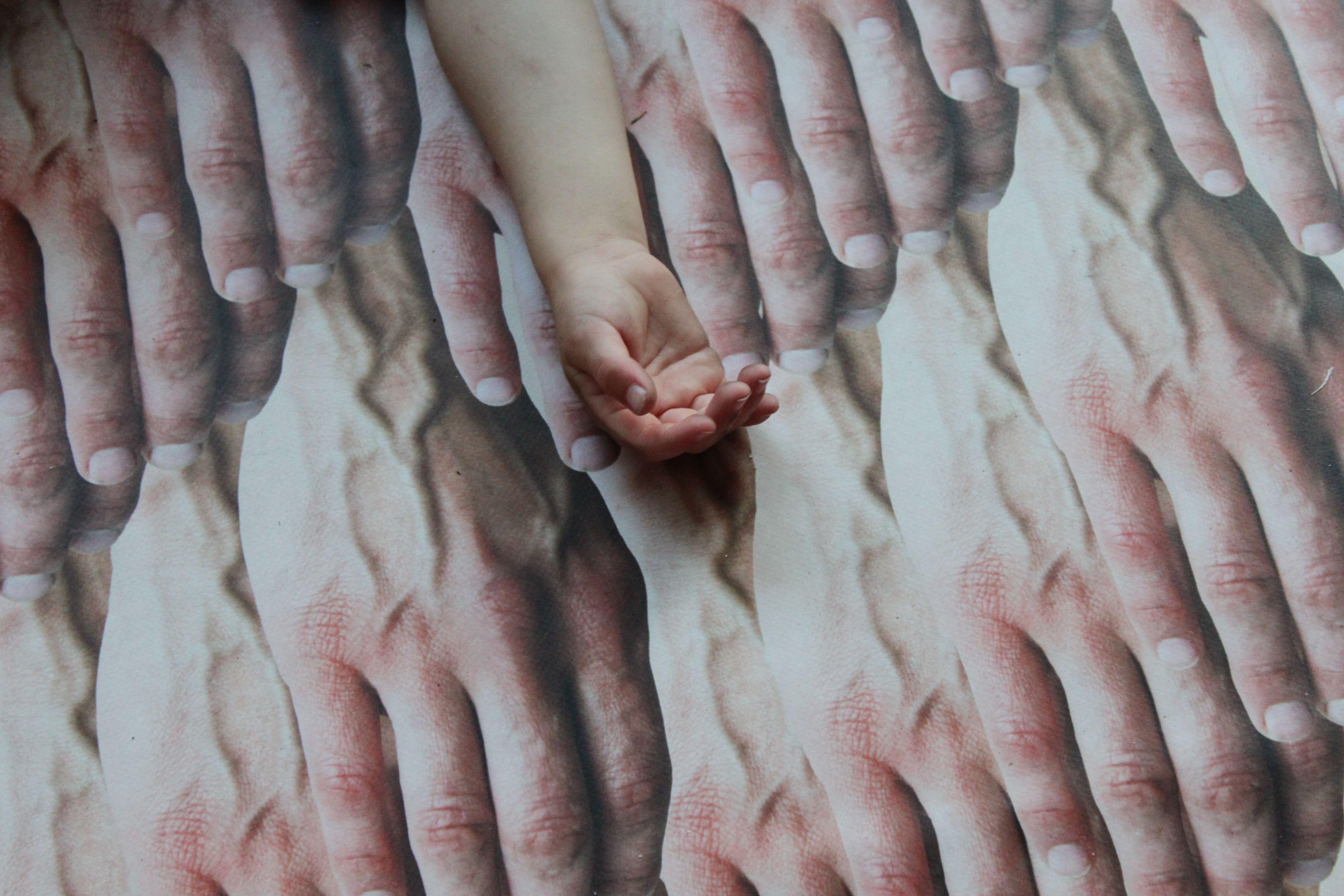Charlotte Mumm – Die Vorstellung meiner Hände